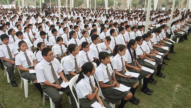 Ranking De Los Mejores Colegios Del Per 250 2013