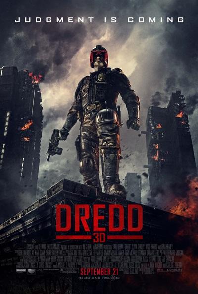 Dredd 3D DVDRip Español Latino Película 2012