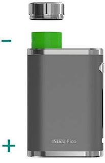 Differently-designed iStick Pico Mod!