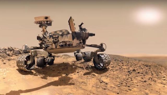 Το Mars 2020 είναι το πιο εξελιγμένο rover που έχει κατασκευαστεί μέχρι σήμερα (video)