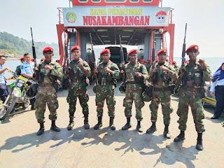 Prajurit Kopassus TNI AD