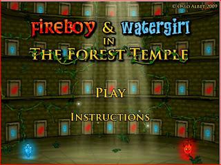 Juegos Infantiles Online Juegos De Fuego Y Agua 1 2 Y 3