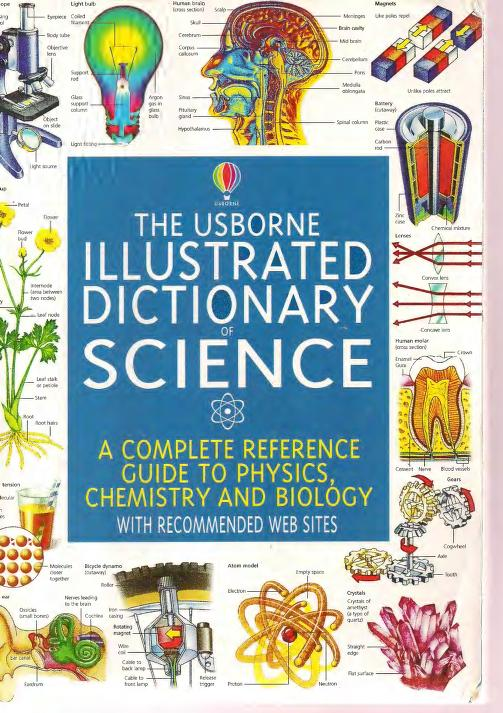 Illustrated Dictionary Of Science PDF Book