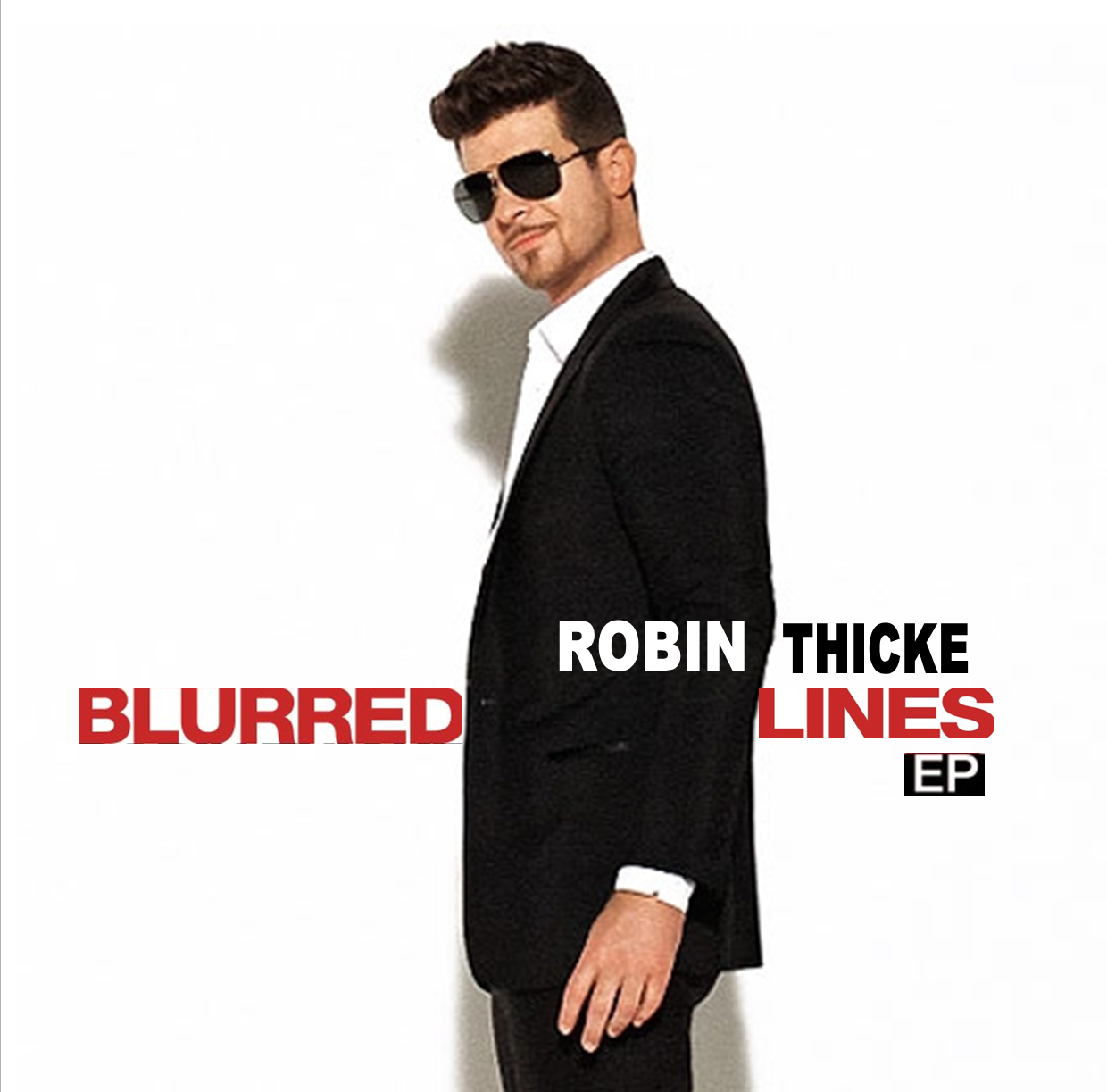 Blurred Lines Robin Thicke