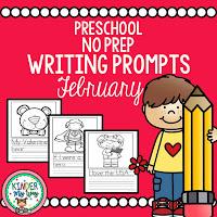 https://www.teacherspayteachers.com/Product/February-Writing-Prompts-Preschool-2311628