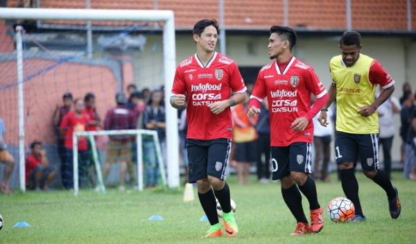 Bali United Siapkan Trio BaHaYa untuk Perpanjang Rekor Buruk Persija