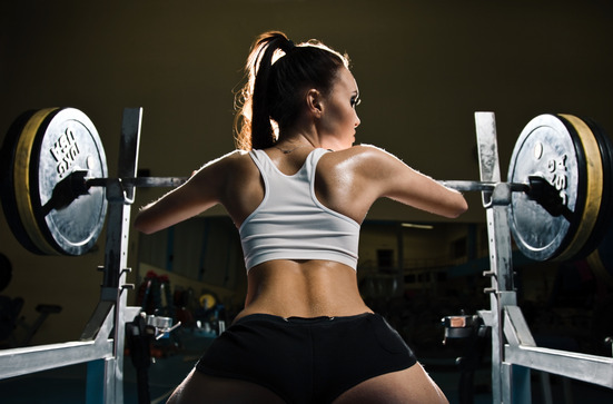 Beginning Weight Training For Women - Women's Weight Training to Lose Weight and Feel Great