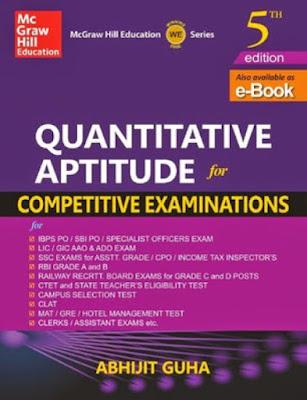 Quantitative Aptitude Of McGraw Hill By Abhijit Gupta pdf download