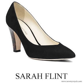 Meghan Markle wore Sarah Filint Jay Pumps