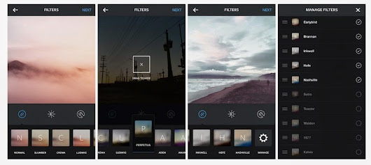 Instagram updated with five new filters and other new features
