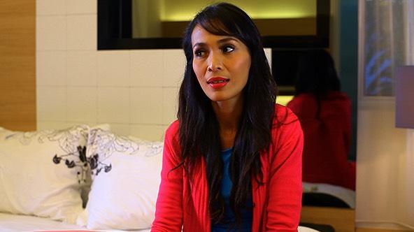 Amyza Aznan Meluat Dengan Aliff Syukri