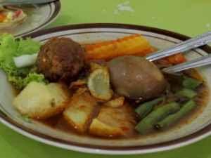 Kuliner Indonesia - Selat Viens Solo