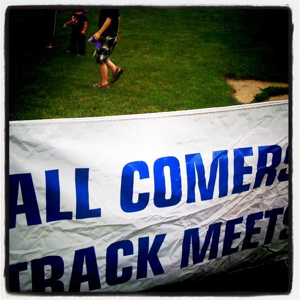 spokane all comers track meet