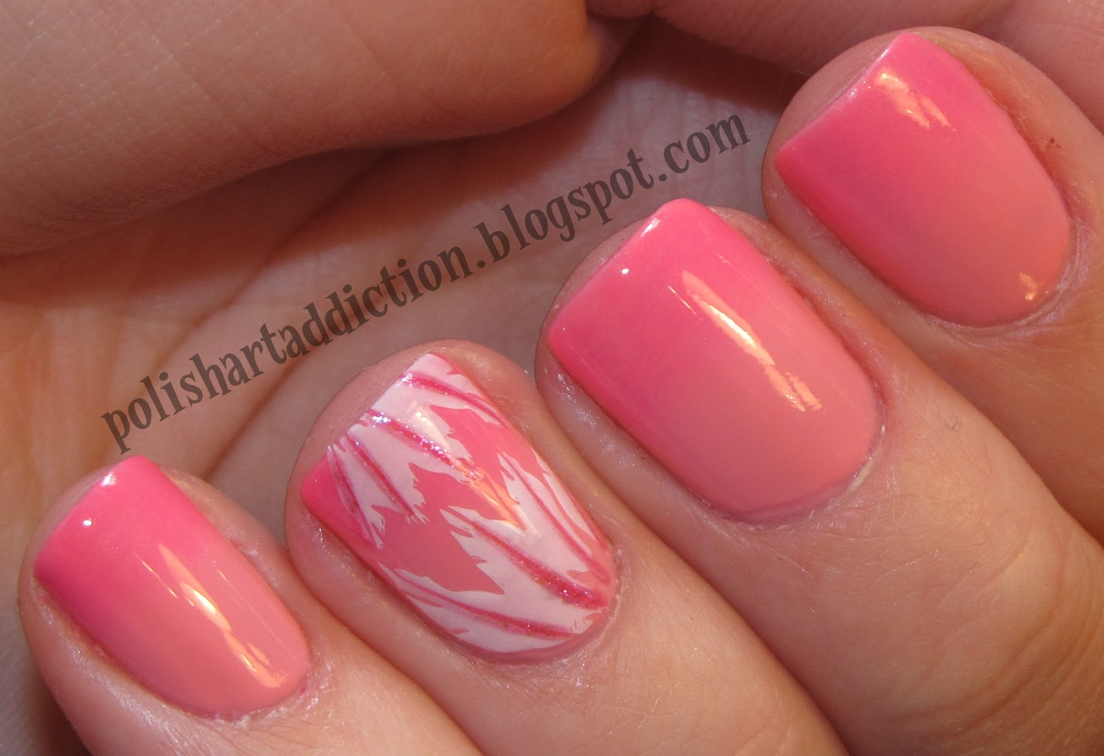 Polished Perfectionist Flamingo Inspired