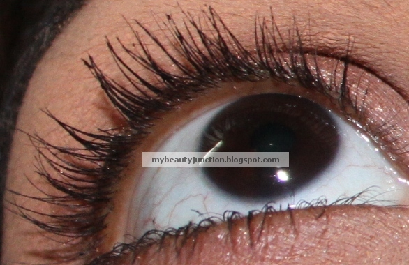 Lancome Hypnose Doll Lashes mascara results photo