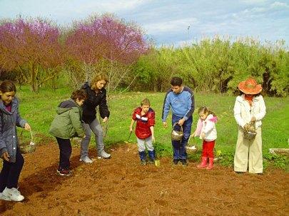 Καστοριά: Σεμινάριο φύτευσης λαχανικών
