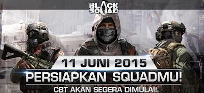 Tutorial dan Solusi Error Launcher Black Squad Indonesia Yang Mungkin Terjadi di Masa CBT