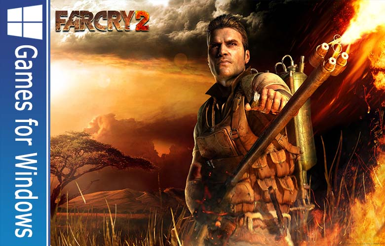Far Cry 2 Fortunes Edition Cover www.gamerzidn.com