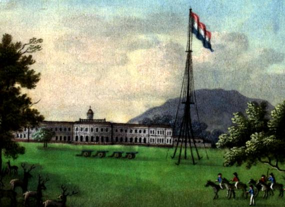Poestaha Depok Sejarah Jakarta 7 Gempa Bumi 1834 Istana Buitenzorg Hancur Sungai Ciliwung Di Batavia Makin Dangkal Kanal Barat Dibangun 1918