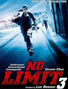 No Limit Temporada 3 audio español capitulo 8