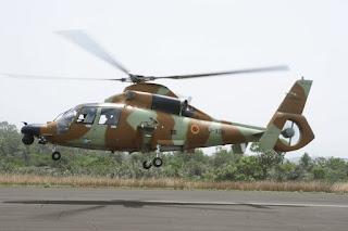 Harbin Z-9 Kamerun