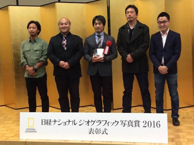 日経ナショナルジオグラフィック写真賞、歴代グランプリ受賞者