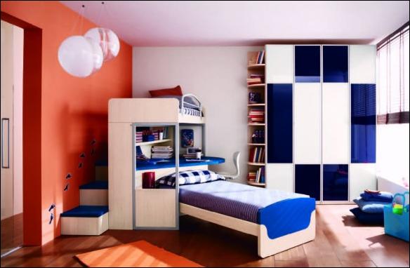 Modern Design for Teenage Boys