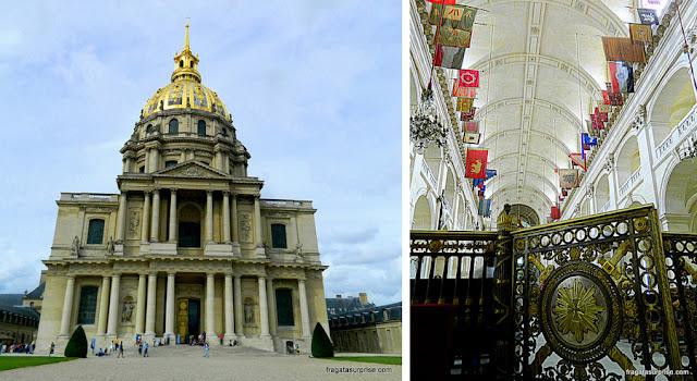 Paris - Les Invalides, Museu do Exército