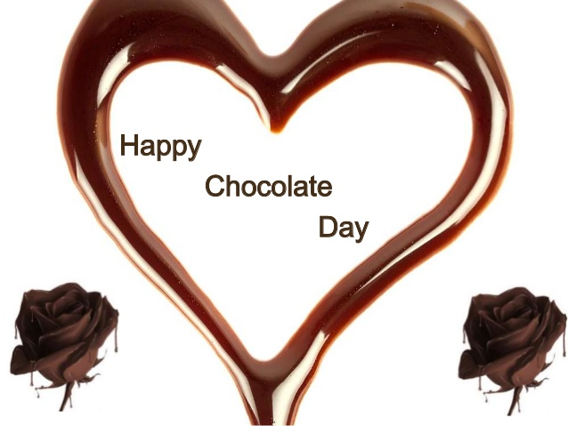 chocolate day Facebook status