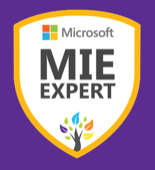 Microsoft Innovative Educator Expert 2016-2018