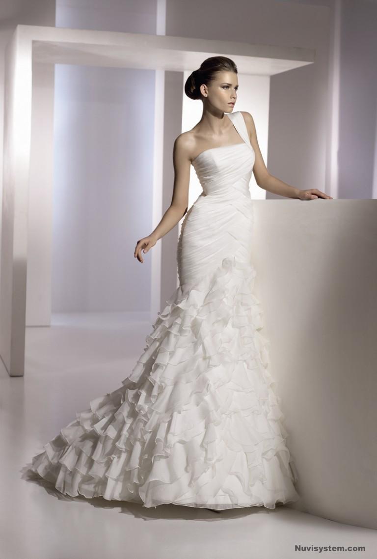 PZ C: vestidos de novia