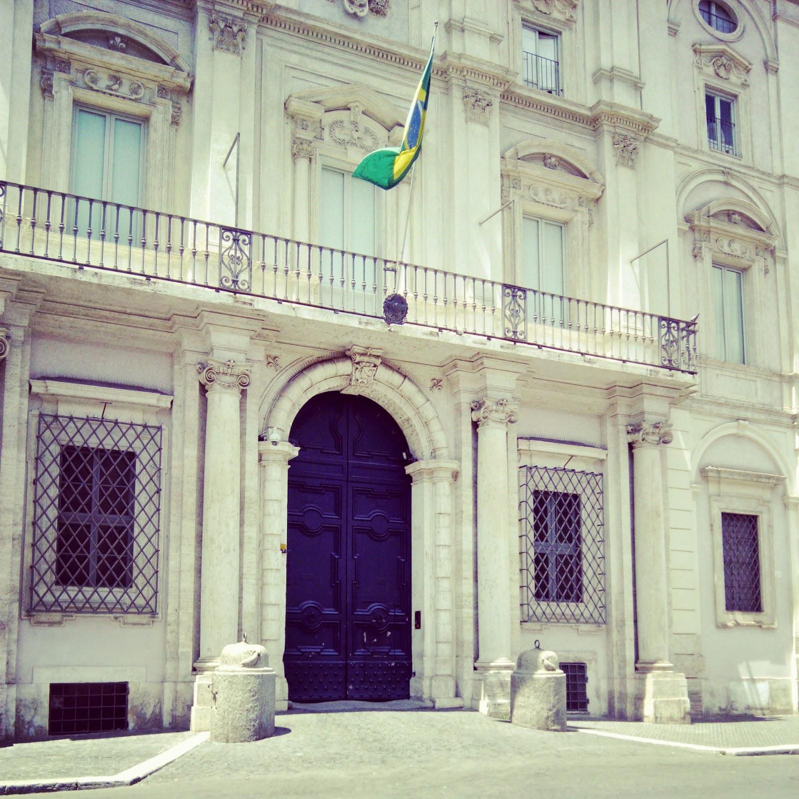 consulado brasileiro roma - Cinco Dicas contra a Ansiedade antes da Viagem
