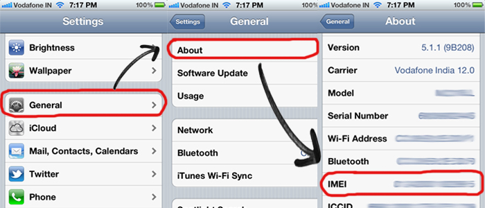 how to tell if iphone is unlocked change imei iphone 4s app 20361