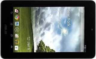 Asus MeMo Pad, Tablet Android Jelly Bean Layar 7 Inci Harga Terjangkau
