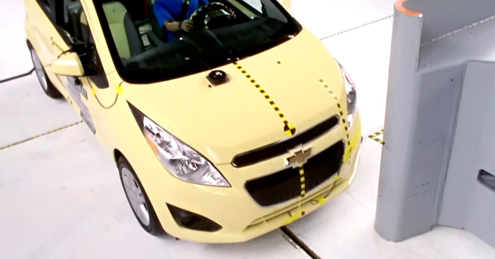 En otros mercados el spark gt es un carro m s seguro