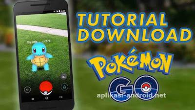 Download Pokemon GO di Indonesia