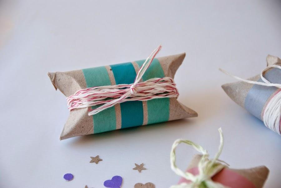 Packaging con rollo de papel higiénico