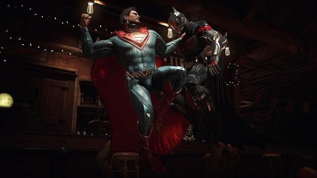 تأجيل مرحلة البيتا للعبة Injustice 2 على جهاز PC لوقت لاحق