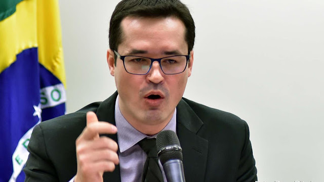 ALERTA: Deltan Dallagnol denuncia manobra no Congresso para enfraquecer a Lava Jato