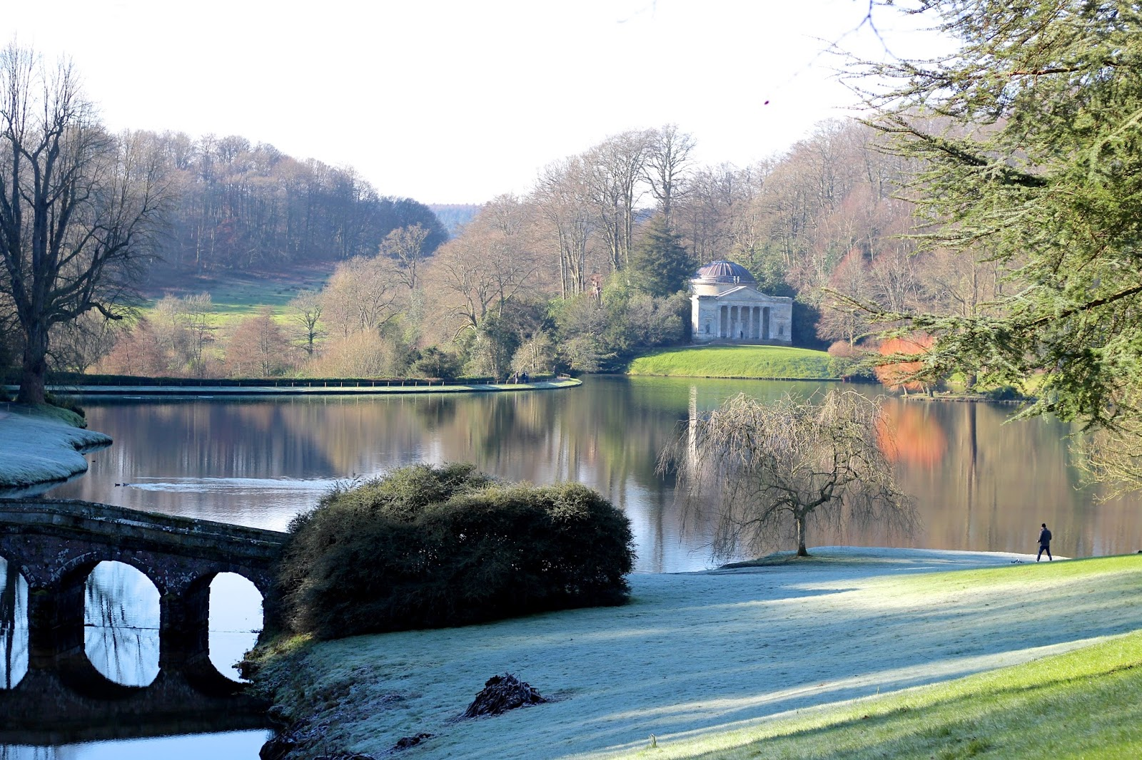 stourhead through the seasons