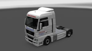 ČSAD jihotrans Skin for MAN TGX