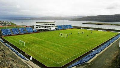 Svangaskard Stadium