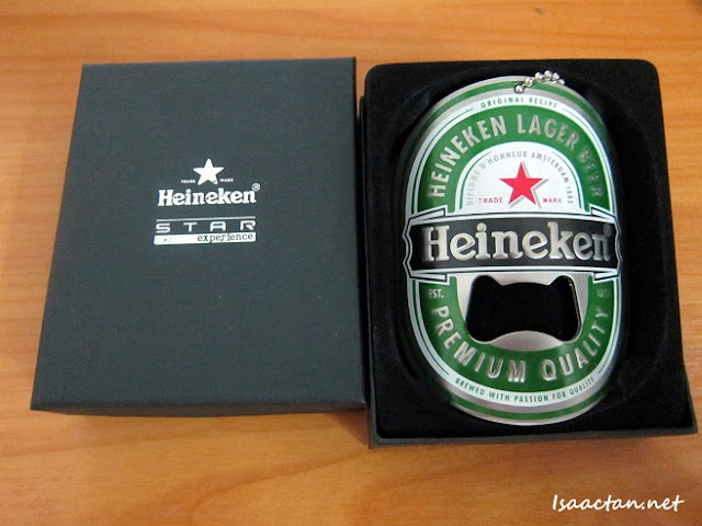 Heineken Green Room