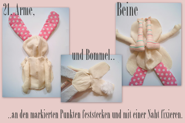 easter bunny free tutorial