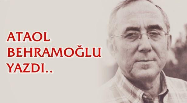 ataol behremoğlu yazdı çapulcu