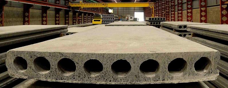 Vật liệu bê tông đúc nguyên khối được ứng dụng tại Booyoung Vina