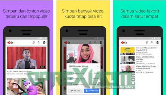 Download YouTube Go Apk Versi Terbaru Gratis