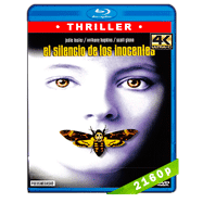 El silencio de los inocentes (1991) 4K UHD Audio Dual Latino-Ingles