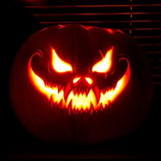 Scary Halloween Pumpkin Designs
