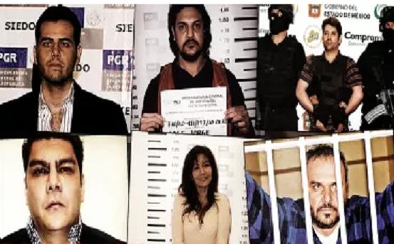 Los cárteles que crecieron y los capos que cayeron en la capital mexicana en los últimos 20 años
